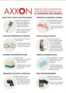 Directives pour le déconfinement en kinésithérapie